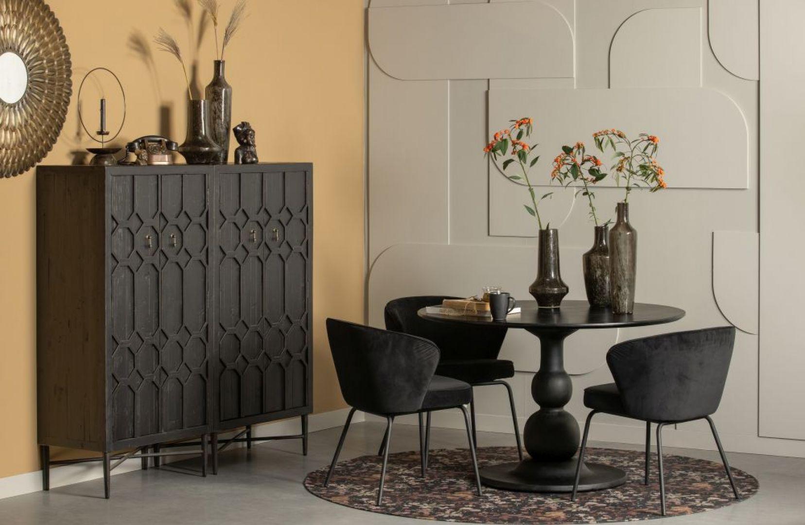 Pomysł na stylowe meble do salonu i jadalni marki Be pure/Dutchhouse.pl
