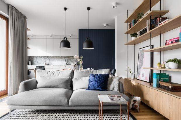 Sofa to serce salonu. Jak sprawić, by ustawienie mebli w salonie pozwoliło wykorzystać najlepiej dostępną przestrzeń?