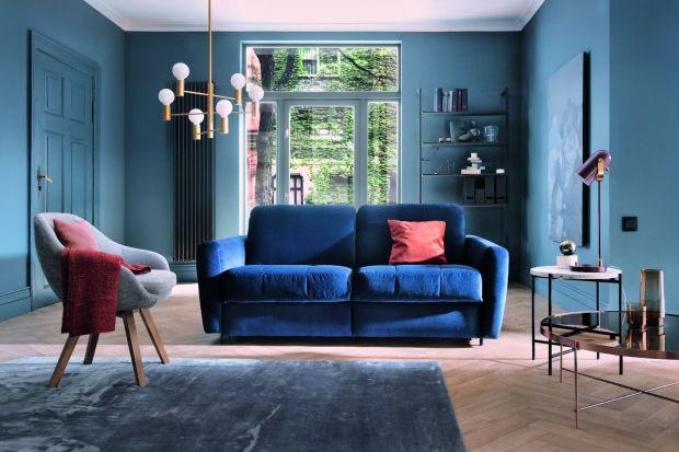 Sofa w salonie: jaki model do małego mieszkania? Praktyczne porady