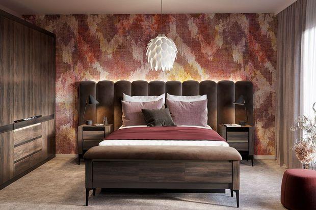 Kolekcja Notte to niezwykle udane połączenie najnowszych trendów z funkcjonalnością i przytulnym charakterem. Meble zostały zaprojektowane przez Joannę Lisiecką przy współpracy z biurem projektowym LenART Design.