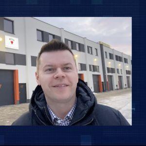 Damian Fituch, dyrektor Jung Polska