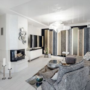 Projekt: Magdalena Kaczmarka, mDesignStudio. Współpraca: Dekorian Home. Fot. Artur Krupa