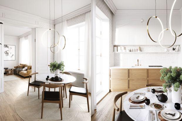 Kochasz wnętrza z duszą, sztukaterie, klasyczny styl niczym z paryskiej kamienicy, biel, zieleń i kolory ziemi? Zobacz jak swoje mieszkania w takim stylu urządzili inni! Przedstawiamy pięć ponadczasowych projektów mieszkań z duszą!