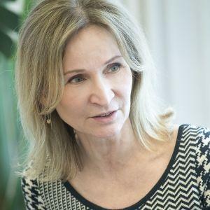 Elżbieta Pękala, dyrektor zarządzająca polskim oddziałem Duravit. Fot. Jacek Kucharczyk