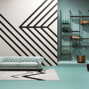 Sofa Diana Chester włoskiej marki Baxter w obiciu ze skóry naturalnej, pikowanej ręcznie. Cena: od 37 tys zł. Producent: Baxter