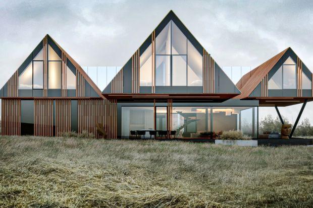 Piękny dom w mazurskim klimacie. Zobacz świetny projekt!
