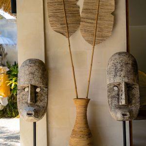 Kolekcja dekoracji marki Monnarita - rękodzieło powstająca na indonezyjskiej wyspie Bali. Fot. mat. prasowe Monnarita