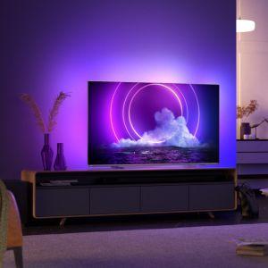 Nowości na rok 2021 marki Philips TV & Sound to gama telewizorów w różnych rozmiarach, o różnym wyposażeniu, funkcjach i przeznaczeniu. Fot. Philips