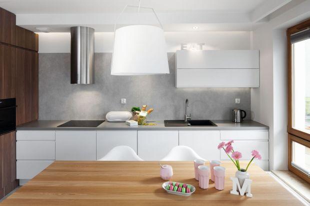 Jak wykończyć ścianę nad blatem w kuchni? Polecamy modne i piękne płytki ceramiczne. Zobaczcie świetne pomysły na wykończenie ściany nad blatem w kuchni.