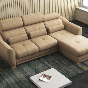 Sofa do małego salonu z kolekcji Royal dostępna w ofercie firmy MP Nidzica. Fot. MP Nidzica
