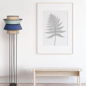 Lampa podłogowa Singapour. 2190 zł. Marka: Market Set. Sprzedaż: 9design.pl