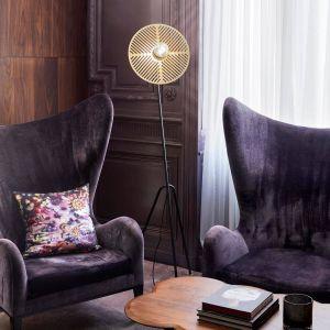 Lampa podłogowa Waterlily. 950 zł. Marka: Market Set. Sprzedaż: 9design.pl