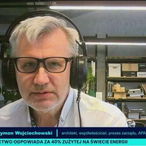 Szymon Wojciechowski, architekt, współwłaściciel, prezes zarządu, APA Wojciechowski