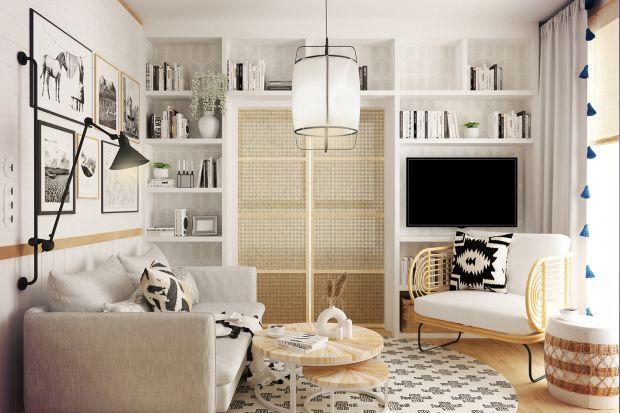 Naturalne kolory i materiały,górskie inspiracje, praktyczne rozwiązania dla rodziny zdwójką dzieci - wnętrze zaprojektowane przez architektkę Weronikę Messyasz jest ciepłe i bardzo przytulne, a jednocześnie niepowtarzalne.