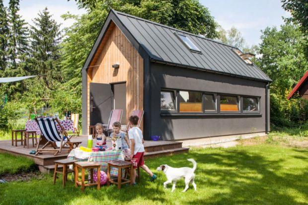 Dom bez pozwolenia na budowę do 35 m2. 12 ciekawych projektów. Zobacz je wszystkie!