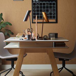 Sprytne biurko pozwoli na pracę przy nim nawet dwóch osób. Fot. VOX