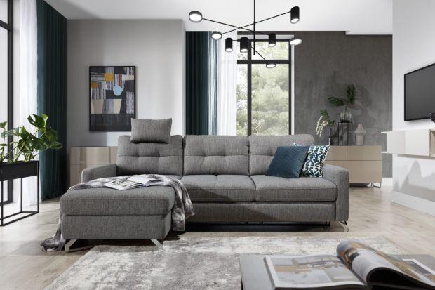 Sofa w salonie: 15 pomysłów na modny narożnik. Zobacz zdjęcia!