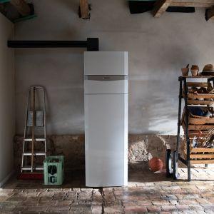 Pompy ciepła należą do najbardziej opłacalnych i proekologicznych systemów ogrzewania wody użytkowej i domu. Fot. Vaillant