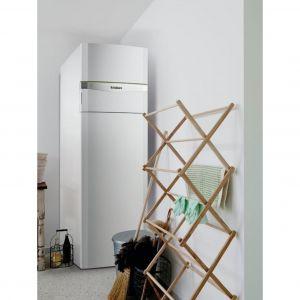 Zastosowanie pompy ciepła w istniejącym budynku wymaga przede wszystkim weryfikacji, czy budynek jest prawidłowo zaizolowany. Fot. Vaillant
