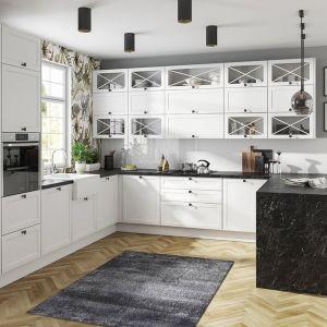Kuchnia w stylu klasycznym. Propozycja kuchni na wymiar. Fot. BRW