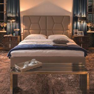Meble tapicerowane do sypialni Semiramide z oferty marki Kler