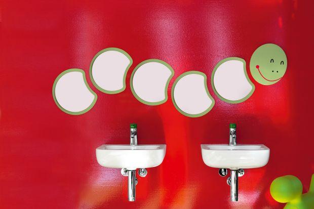 Laufen stworzył jedyną w swoim rodzaju przestrzeń łazienki dla dzieci, inspirując się tym, co dzieci kochają, czyli królestwem zwierząt i roślin. Kolekcja Florakids projektu Andreasa Dimitriadisa jest pełna ciekawych kształtów i kolorów, kt�