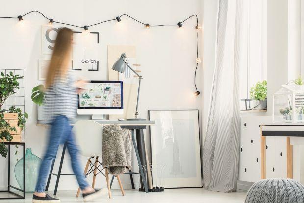 Jak domowe biuro przekształcić w stylową ozdobę mieszkania, która będzie inspirować do pracy i zachwycać w czasie relaksu? Zobaczcie!<br /><br />