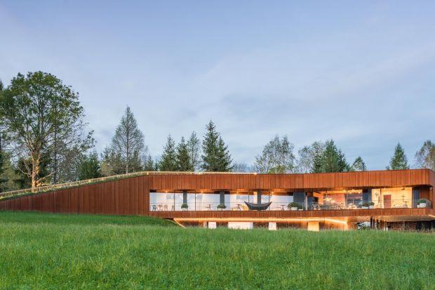 Niesamowity dom w Bieszczadach. Zobacz zdjęcia!