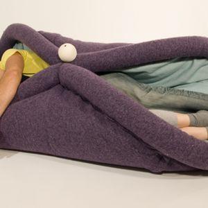 Łóżkośwpiwór to oryginalny projekt pracowni Animi Causa. Fot. Animi Causa