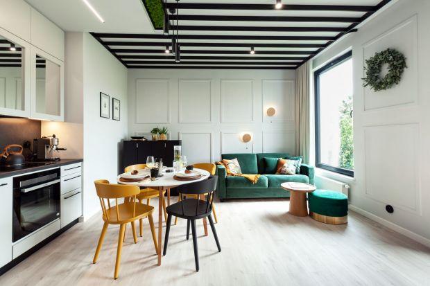 Apartament Botanica, zaprojektowany przez trójmiejskiego architekta wnętrz Arkadiusza Grzędzickiego to stylowe wnętrze stworzone z myślą o wynajmie krótkoterminowym.