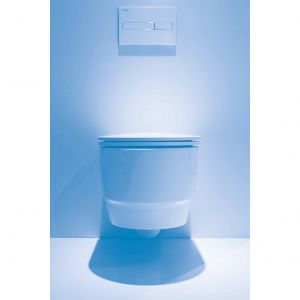 Nowa toaleta SAVE! Fot. Laufen