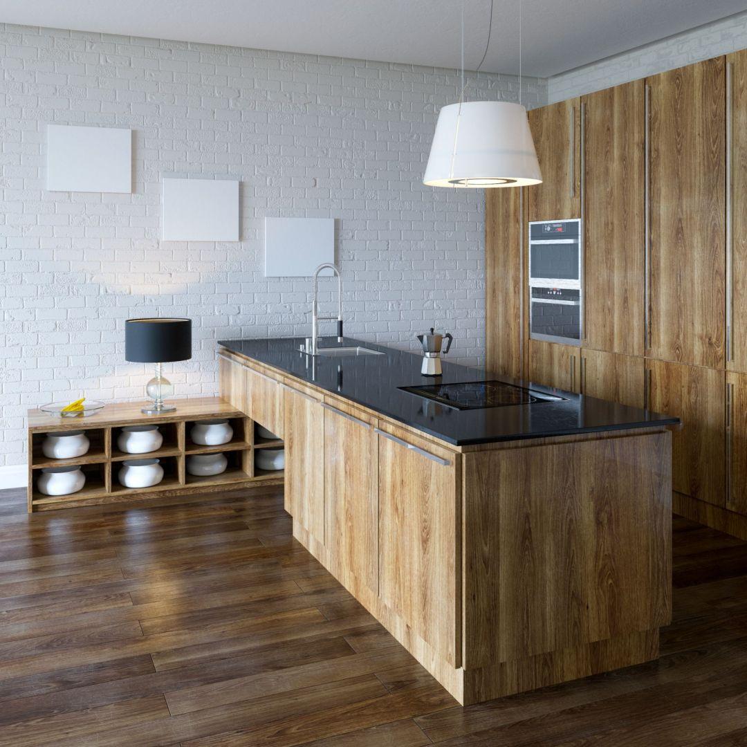 Otwarta kuchnia oznacza koniecznośc dopilnowania, aby wszystkie jej elementy, w tym AGD miało ładny