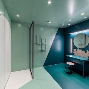 Oświetlenie łazienki Laboratorium AQForm