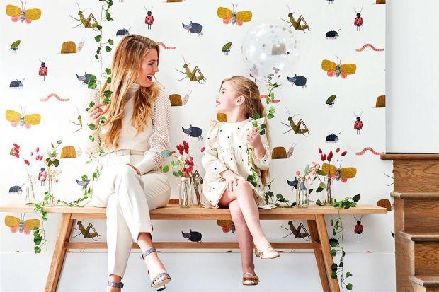 Tapety do pokoju dziecięcego. 10 pomysłów, które pokocha twoje dziecko i ty!