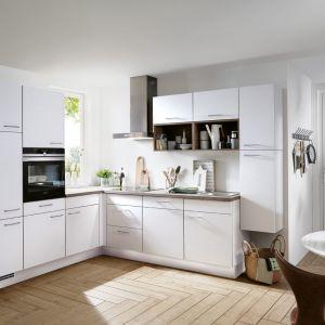 Meble do małej kuchni z kolekcji Touch dostępne w ofercie firmy Verle Küchen. Fot. Verle Küchen