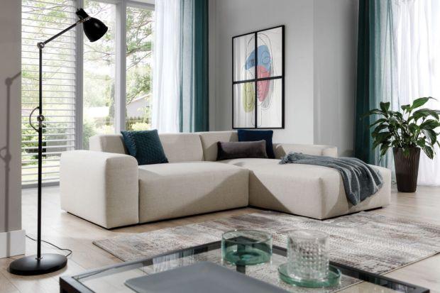 15 pomysłów na idealną sofę w salonie