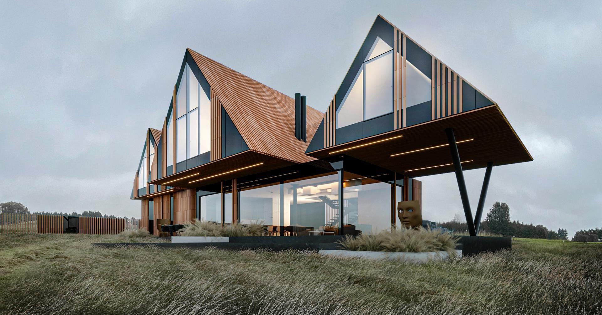 Re:Brrrda House. Projekt Marcina Tomaszewskiego z pracowni Reform Architekt