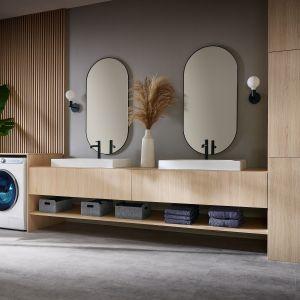Problem odpowiedniego doboru programu prania rozwiąże Program Pranie Optymalne AI, który za pomocą specjalnych czujników dostosuje długość programu, potrzebną ilość wody oraz detergentu do wagi i stopnia zabrudzenia pranych rzeczy. Fot. Samsung