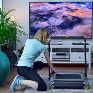 Bieżnia Kingsmith Treadmill Walking Pad TRR1F