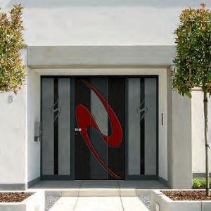 Oprócz samych parametrów drzwi, bardzo istotnym elementem jest również ich odpowiedni montaż. Na zdjęciu: drzwi Awidoor z linii Individual, model Steel. Fot. Awilux