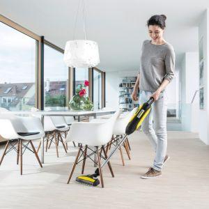 Rozpoczynając wiosenne porządki warto działać metodycznie, według wcześniej przygotowanego planu. Najlepiej sprzątać jedno pomieszczenie za drugim. Fot. Kärcher