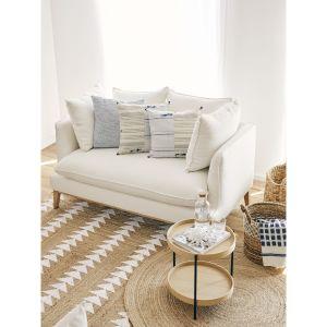 Aranżując wnętrze w stylu Hamptons, nie można zapomnieć o dodatkach. Fot. WestwingNow.pl