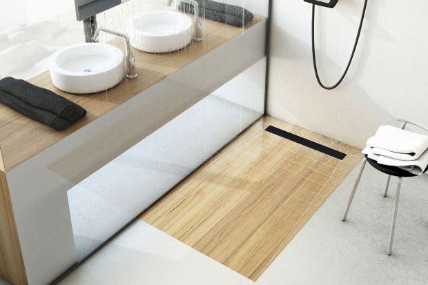 Czarna armatura łazienkowa gości w naszych domach już od kilku ładnych sezonów. To moda, która szturmem wdarła się dołazienek i wcale nie zamierza ustąpić miejsca. A czy wiecie, że także odpływ łazienkowy możecie mieć w modnej matowej c