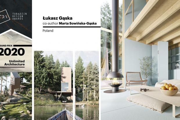 Znamy już laureatów konkursu Tubądzin Design Awards 2020. Nagrodę Grand Prix MONOLITH 2020 odebrali Łukasz Gąska i Marta Sowińska-Gąska, ze studia projektowego Gąska Studio.Zobaczcie zwycięski projekt domu i pozostałe nagrodzone prace!