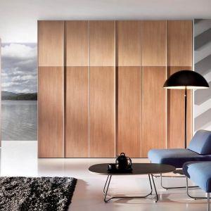 Dekory mogą być jednobarwne lub naśladować wzór drewnianego usłojenia i przekrój desek. Fot. Komandor