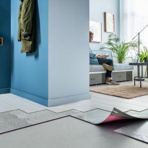Jednolita podłoga w całym domu. Fot. Vox