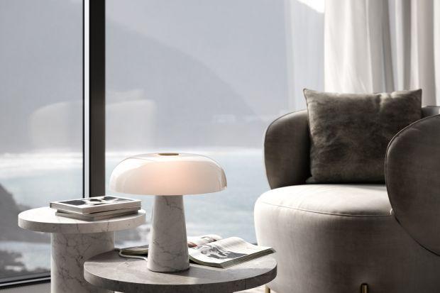 Wiszące, stojące, stołowe czy kinkiety? Rodzajów lamp nie tylko do salonu jest naprawdę dużo. Ciekawe modele znajdziecie w internecie.