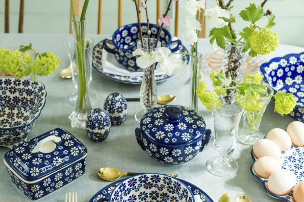 Wielkanocny stół: pomysły kultowej polskiej manufaktury ceramiki