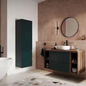 Remont łazienki w duchu less waste, czyli jak odmienić wnętrze w zgodzie z naturą. Na zdj. Defra kolekcja Como