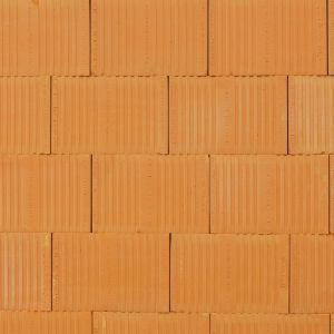 Sucha i gładka ściana z ceramiki Porotherm Dryfix. Fot. Wienerberger
